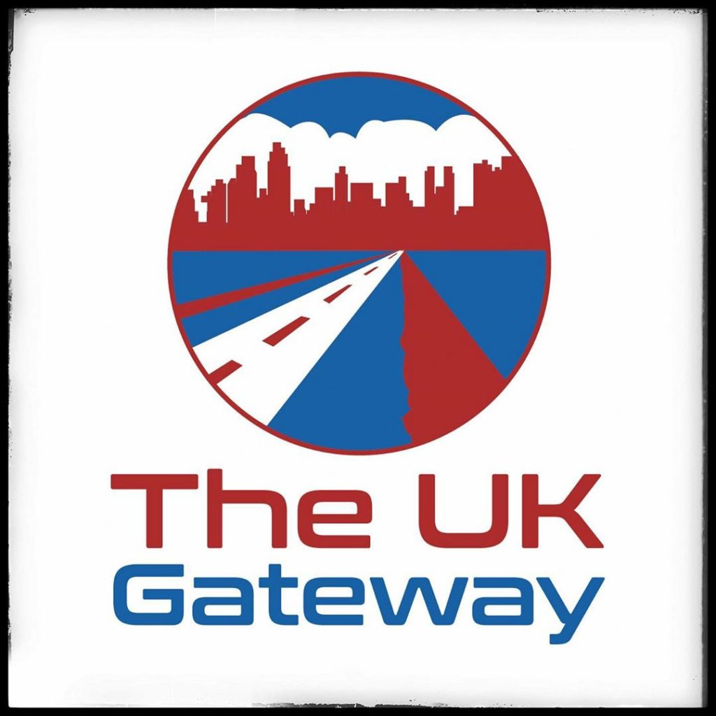 the uk gateway logo
