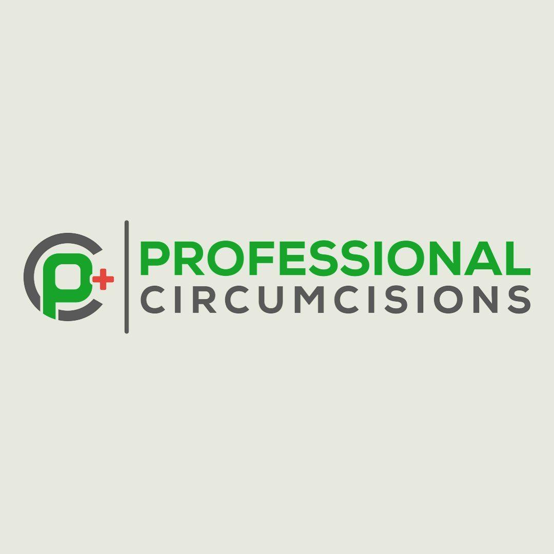 professional circumcisions logo design