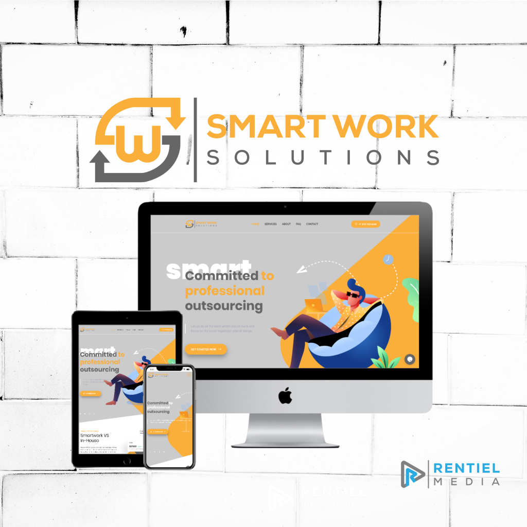 smartwork solutions pay monthly website design